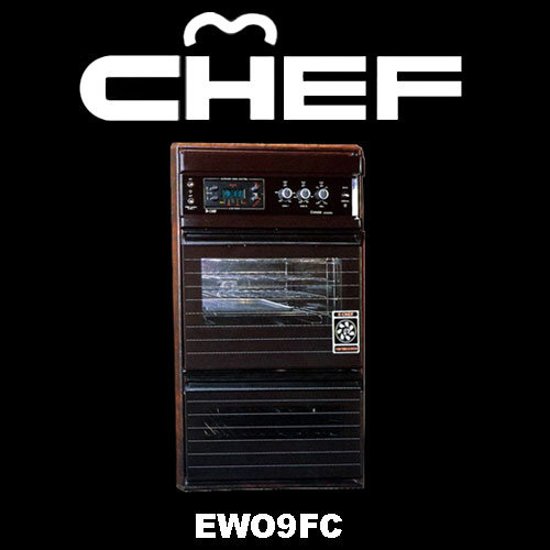 Ewo9fc Condors Models Double Ovens Chef Electric