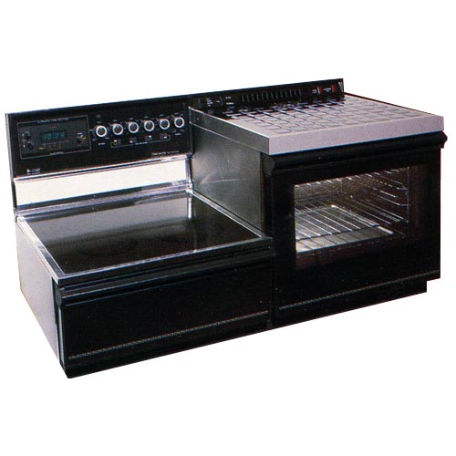 chef consul gas oven manual