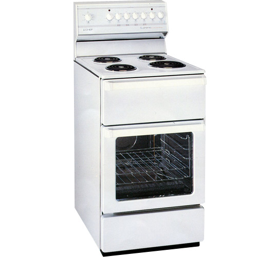Supreme Models - Freestanding Stoves - Chef Electric - Chef Models - Chef